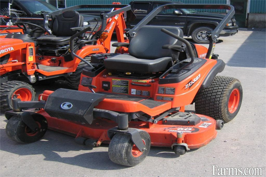2012 kubota zd 323 mower for sale. Black Bedroom Furniture Sets. Home Design Ideas