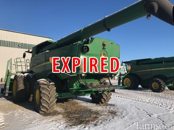 2016 john deere s680 for sale