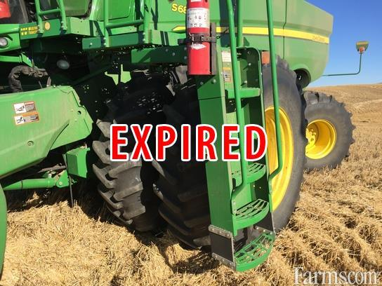 2012 john deere s680 for sale