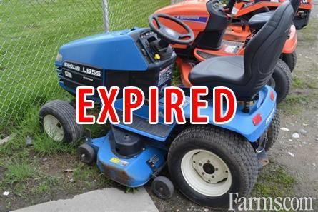 2000 new holland ls55 lawn tractor for sale farms 2000 new holland ls55 lawn tractor sciox Choice Image