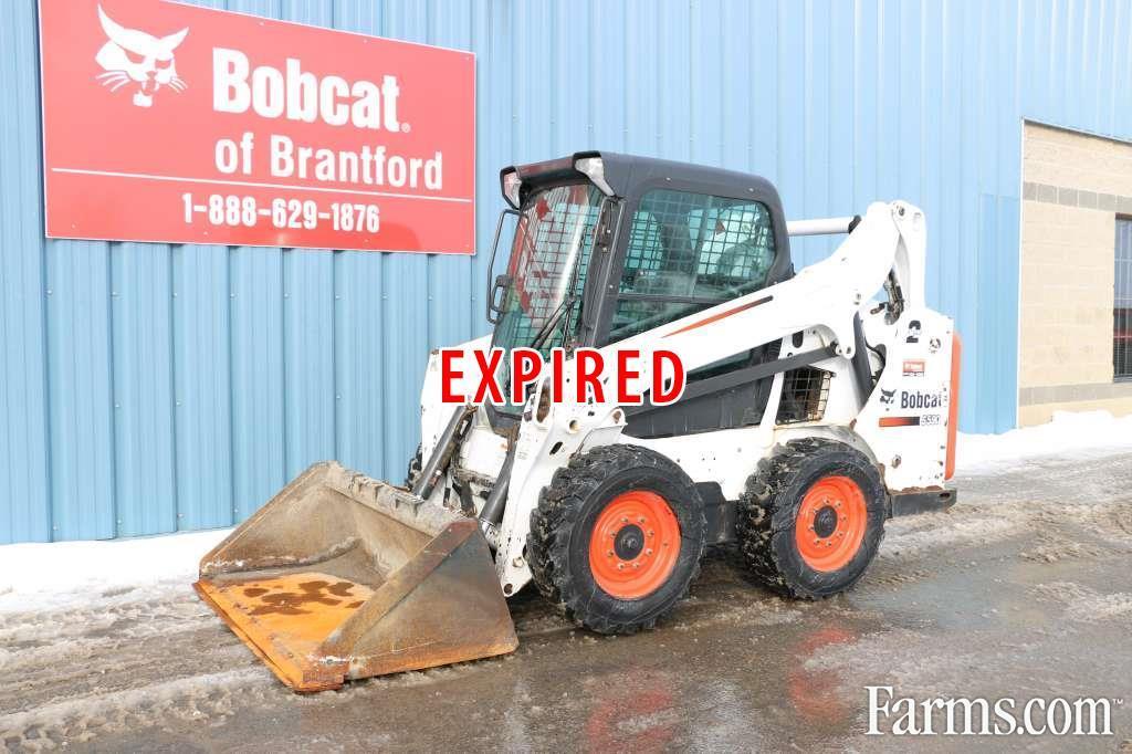 Bobcat Of Brantford >> 2013 Bobcat S590 for Sale | Farms.com