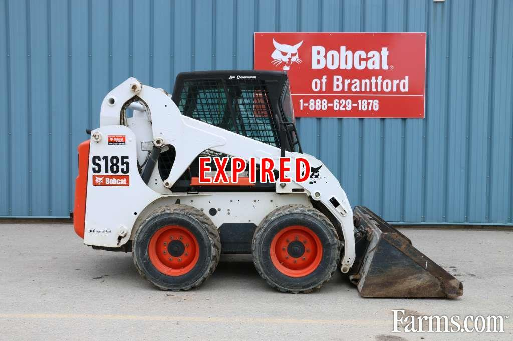 Bobcat Of Brantford >> 2006 Bobcat S185 for Sale | Farms.com