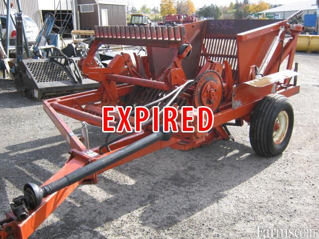 Rock Picking Machines : Rock o matic picker for sale farms