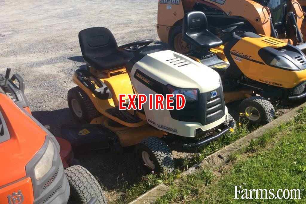 2014 Cub Cadet Tractors : Cub cadet ltx lawn tractor for sale farms