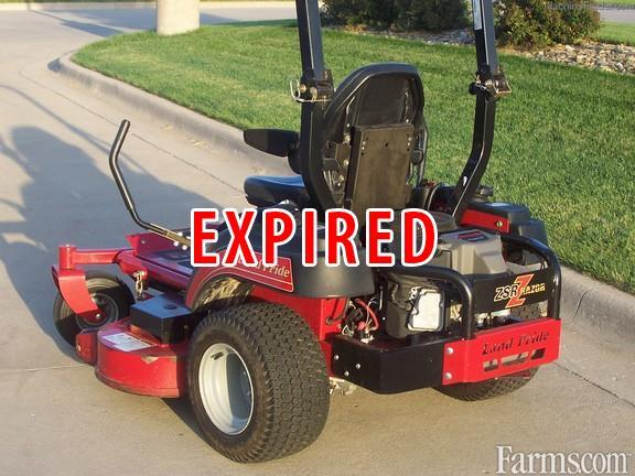2013 Landpride Zsr54 Razor Riding Lawn Mower For Sale