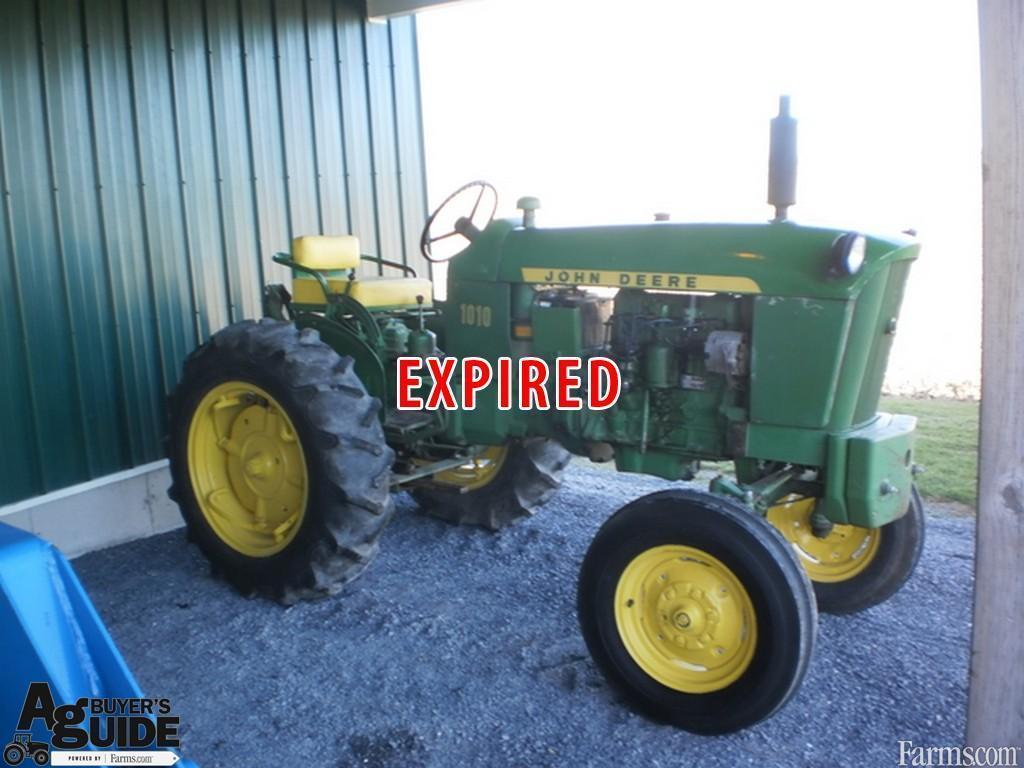 1010 John Deere Rims : John deere rs special tractor compact for sale