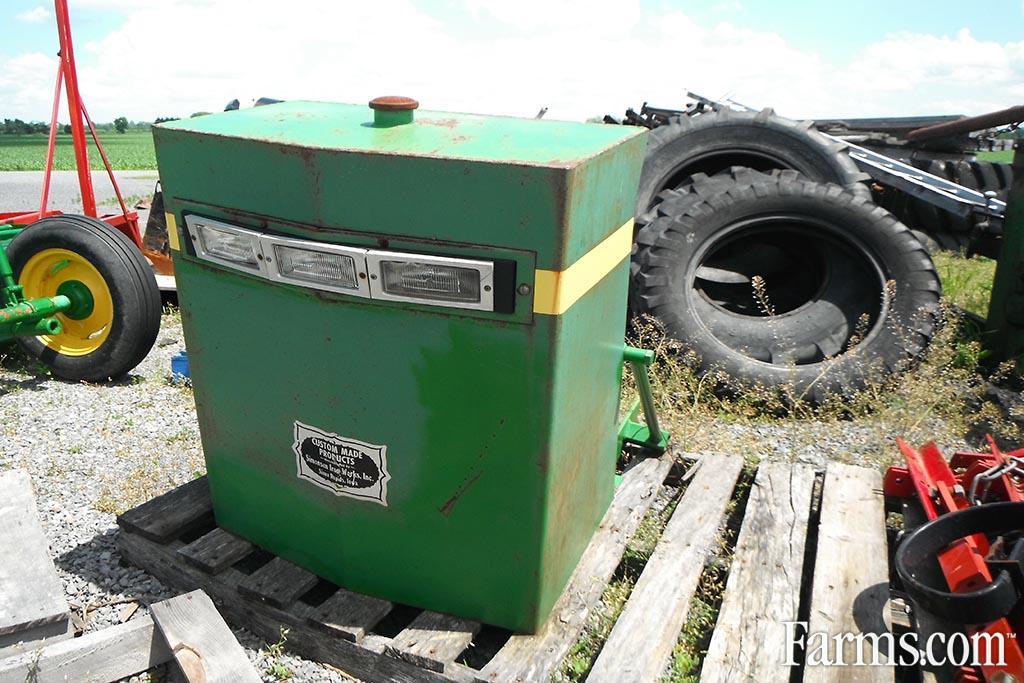 Farm Tractor Fuel Tanks : John deere front fuel tanks tank for sale farms