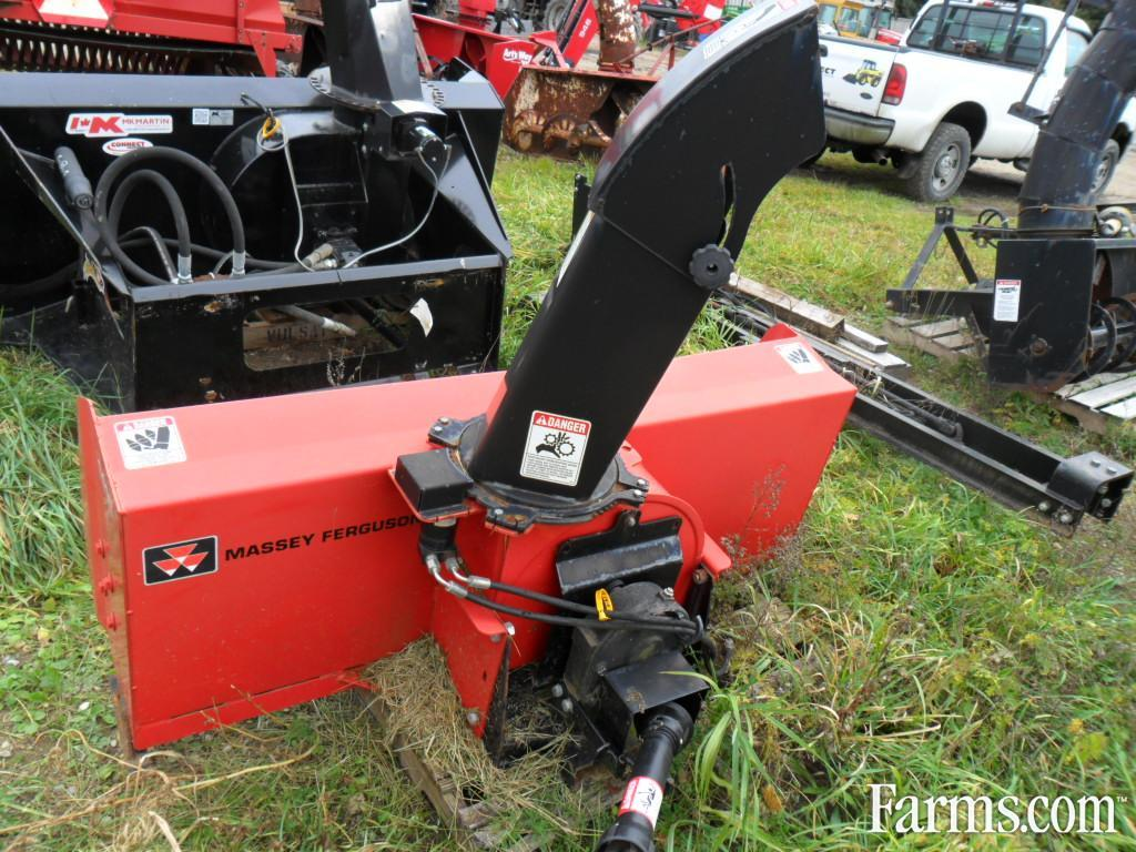2005 massey ferguson 1410 snow removal for sale for Used lawn and garden equipment