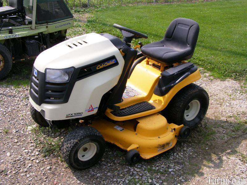 Cub Cadet Lawn Mowers Dealers : Cub cadet ltx riding lawn mower for sale farms