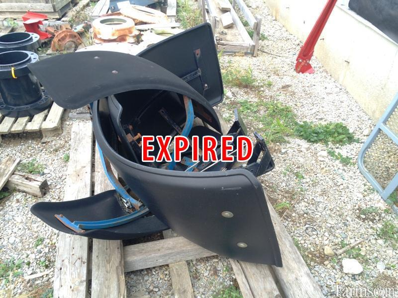 Farm Tractor Front Fenders : New holland fenders attachment for sale farms