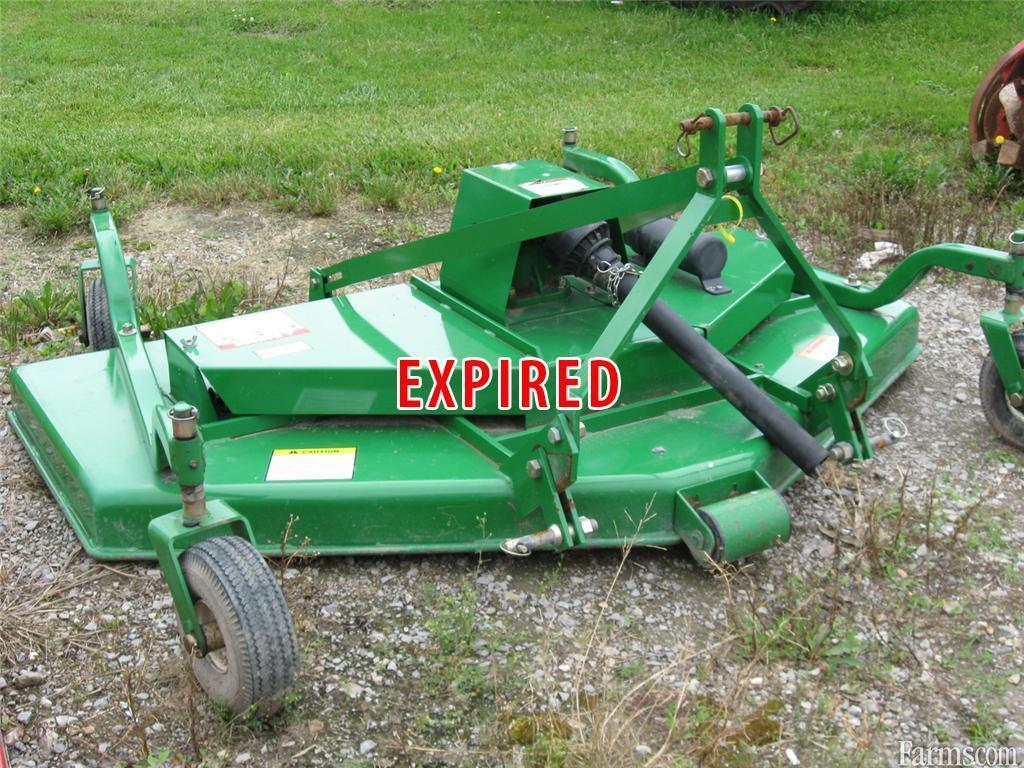 Farm king yt550 mower finishing for sale for Used lawn and garden equipment
