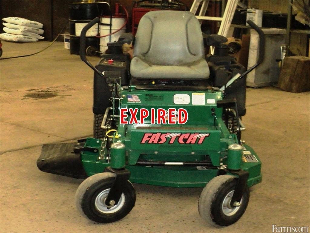 2008 Bobcat Fast Cat Mower Zero Turn For Sale Farms Com
