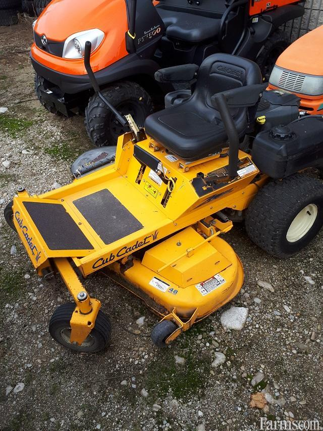 Cub Cadet Lawn Mowers Dealers : Cub cadet z force riding lawn mower for sale farms