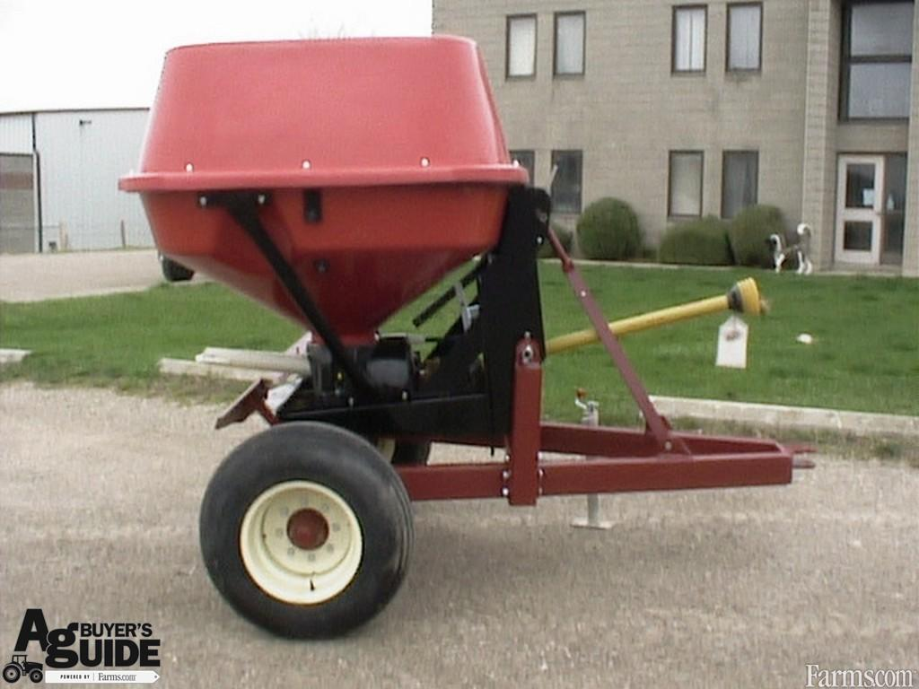 2007 BMC APG1500 Spreader for Sale | Farms.com
