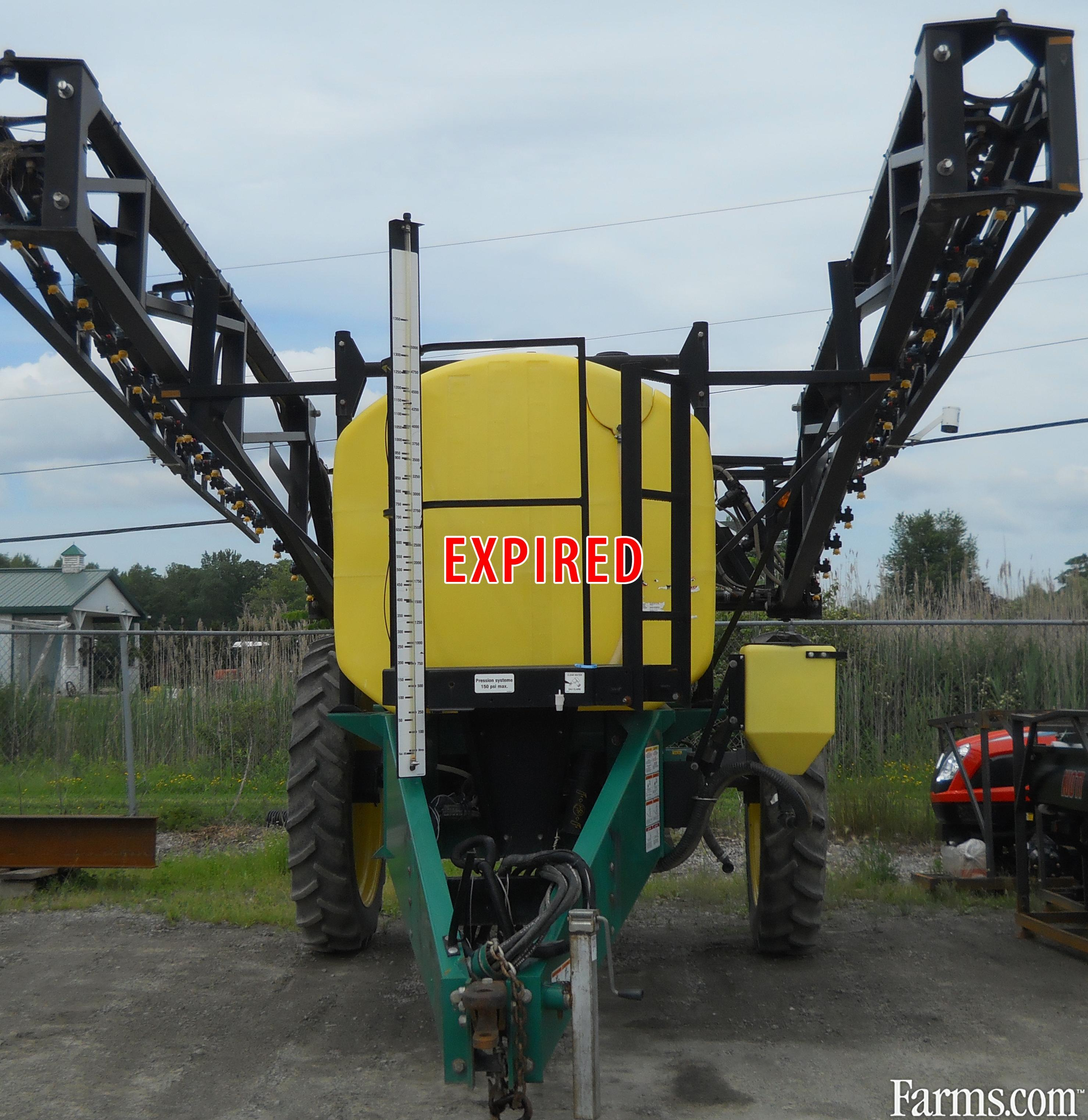 Sold 1250 ms sprayer for sale - Craigslist mississippi farm and garden ...