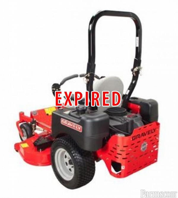 New Gravely Pro Turn 460 Lawn Mower For Sale