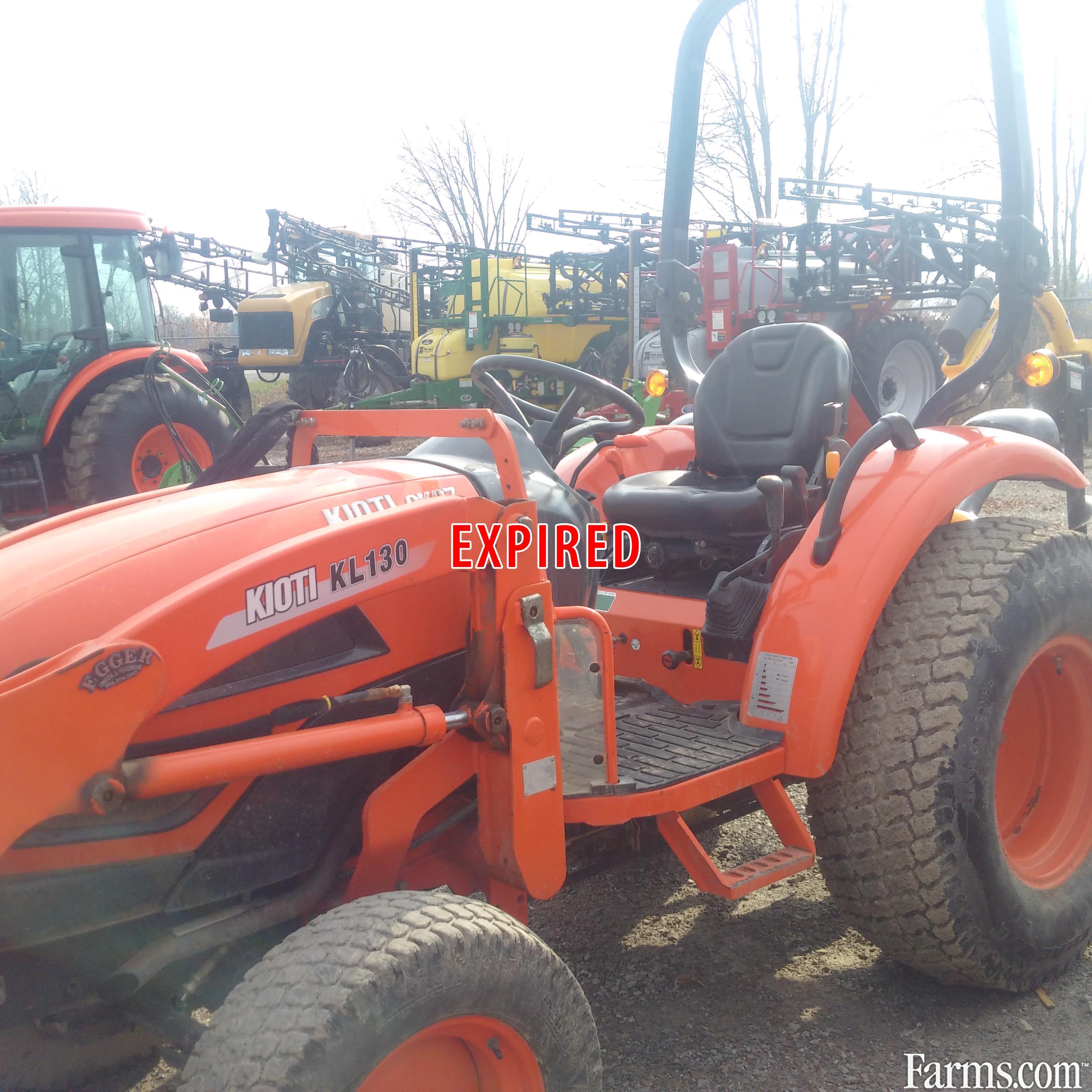 Kioti Compact Tractors : Kioti ck compact tractor for sale farms
