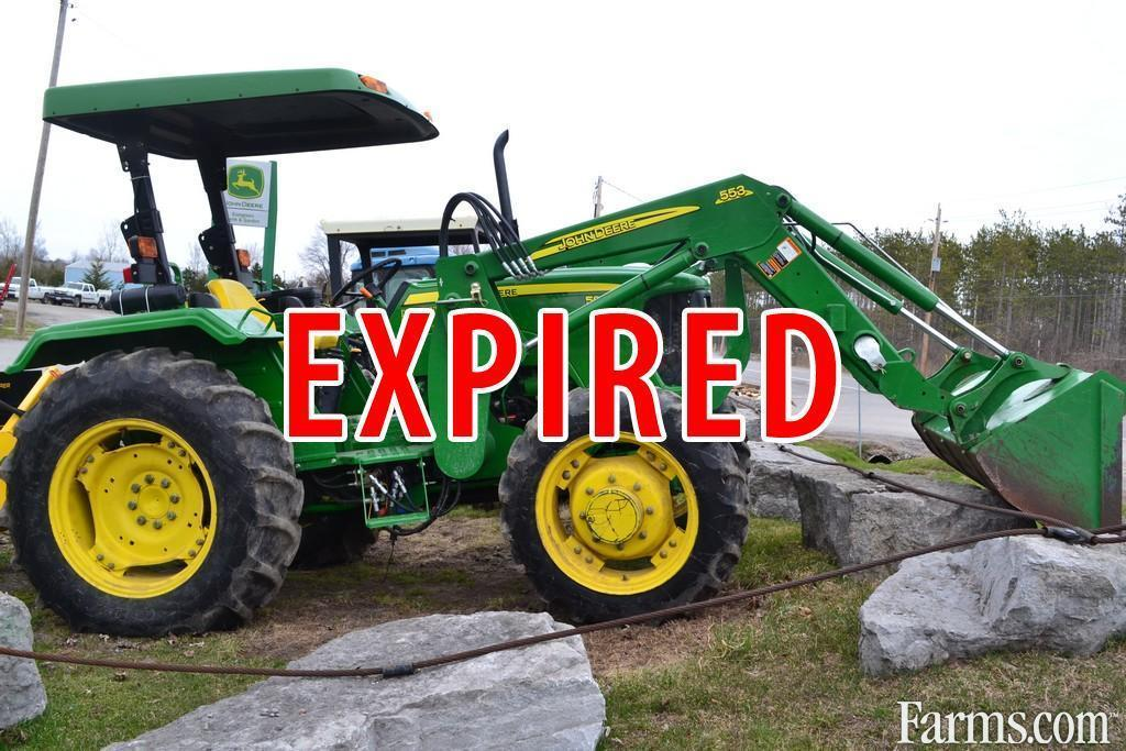2010 john deere 5055e tractor loader for sale Used garden tractors for sale near me