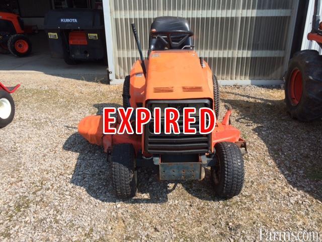 Kubota G5200 Lawn Mower For Sale