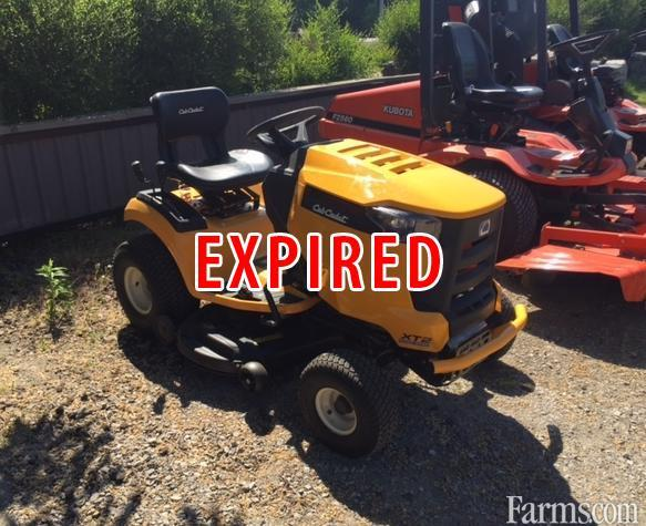 Cub Cadet Lawn Mowers Dealers : Cub cadet lx lawn mower for sale farms