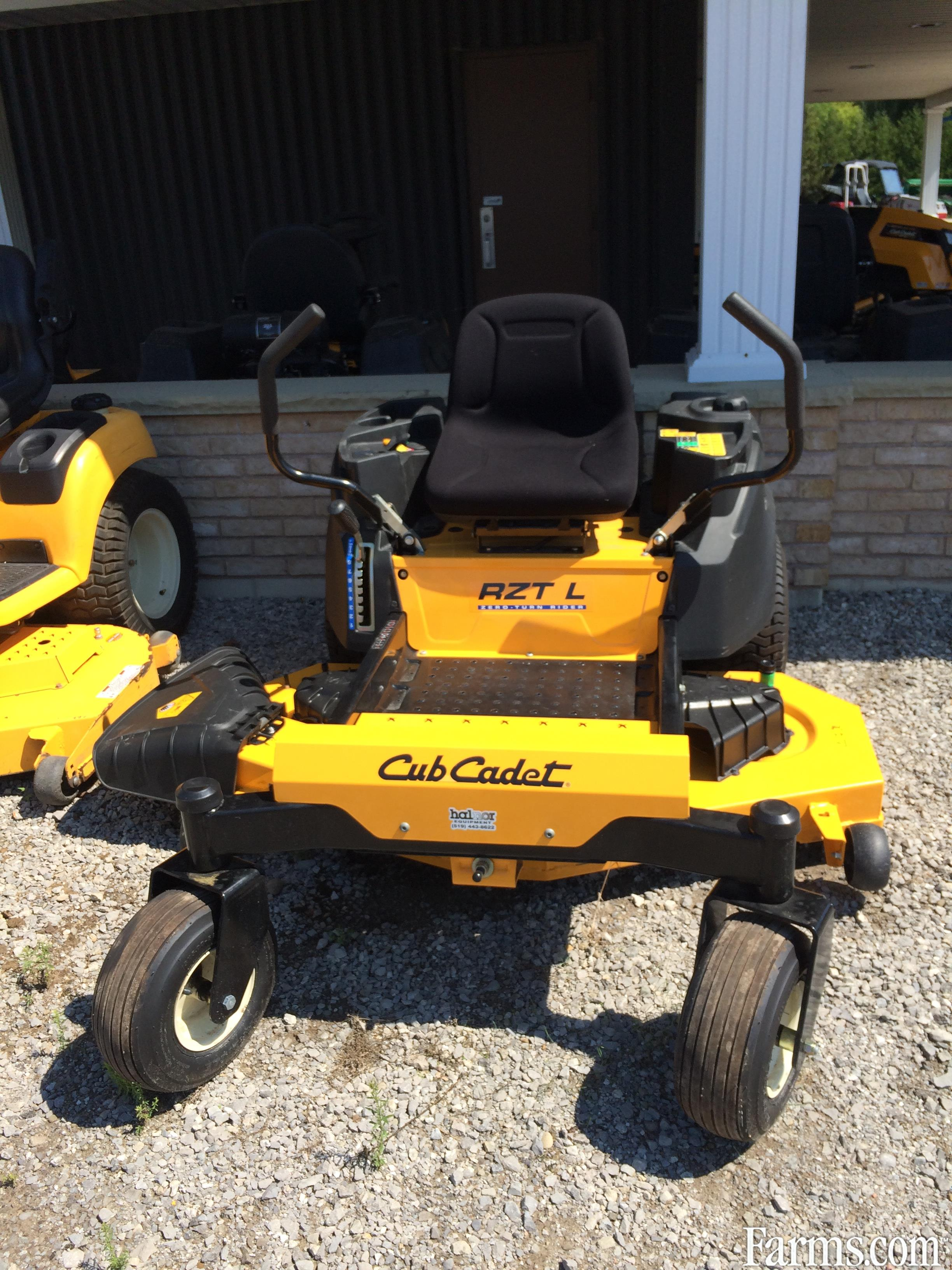 Cub Cadet Lawn Mowers Dealers : Cub cadet rztl fab mower zero turn for sale