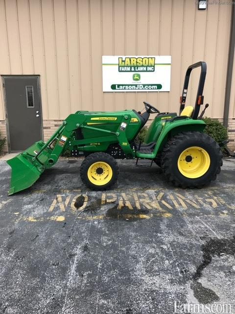 2012 john deere 3038e other tractor for sale for Used garden tractors for sale near me