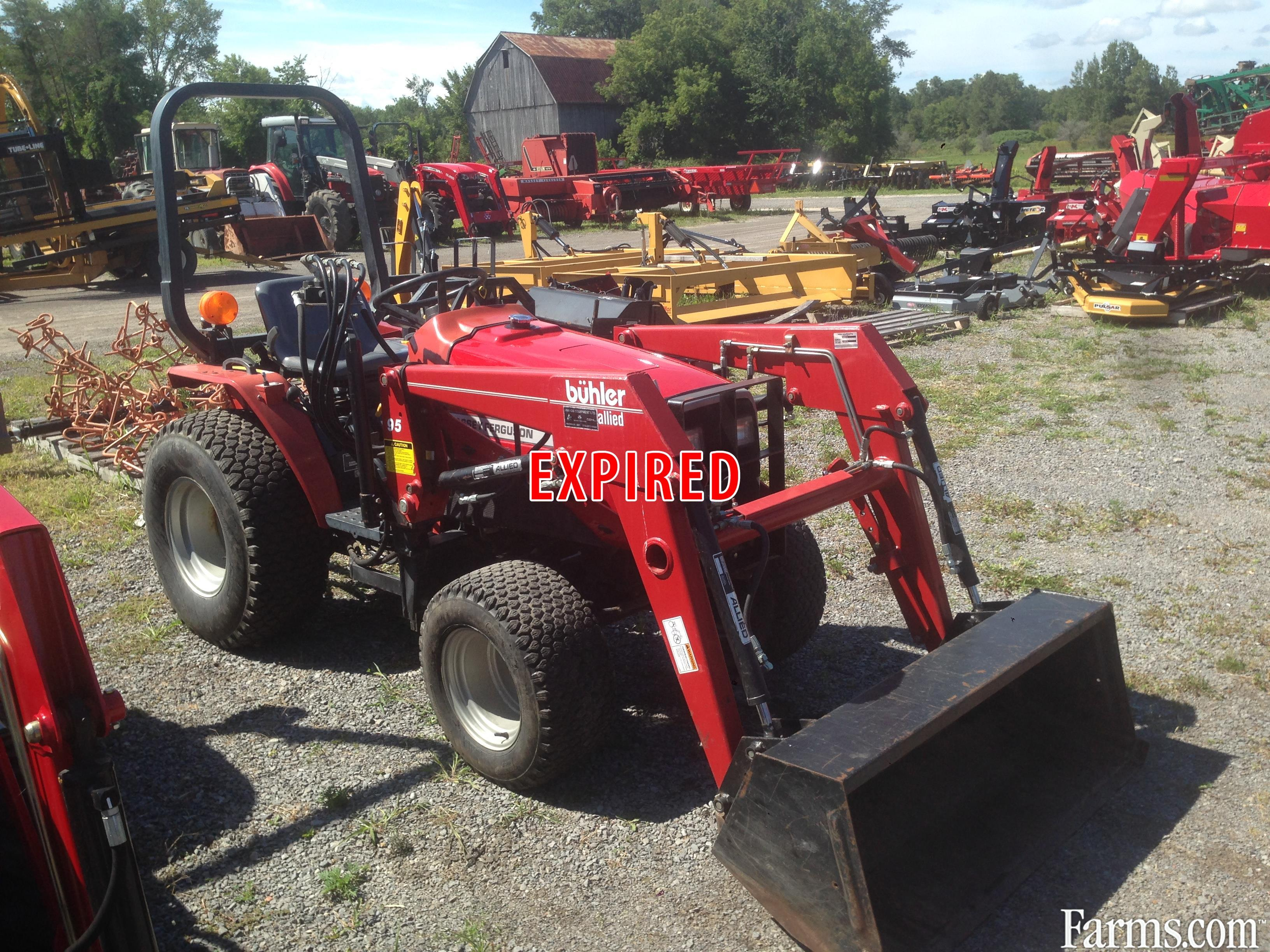 Tractor Supply Motor : Massey ferguson tractor compact for sale farms