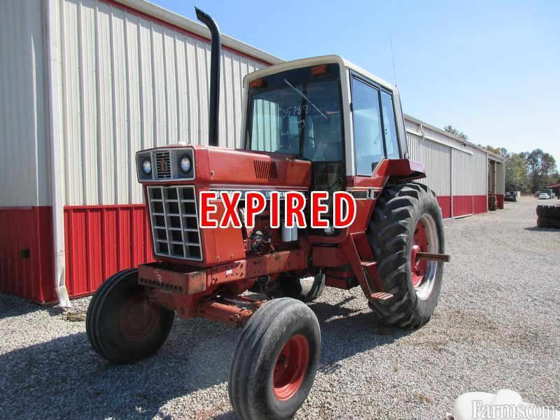 1086 Ih Interior : International  tractor for sale farms