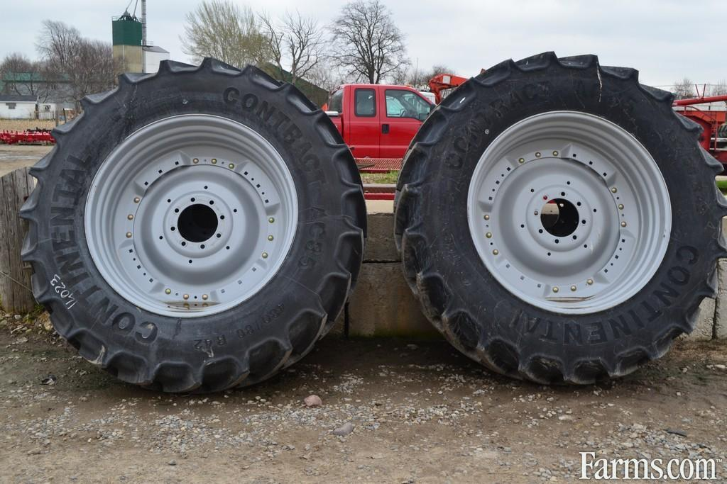 Continental tires rims for sale for Scrap tractor tires
