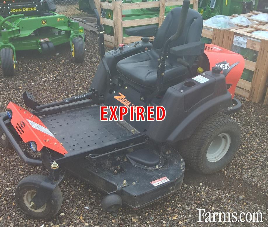 2005 ariens 2352 riding lawn mowers for sale for Used lawn and garden equipment