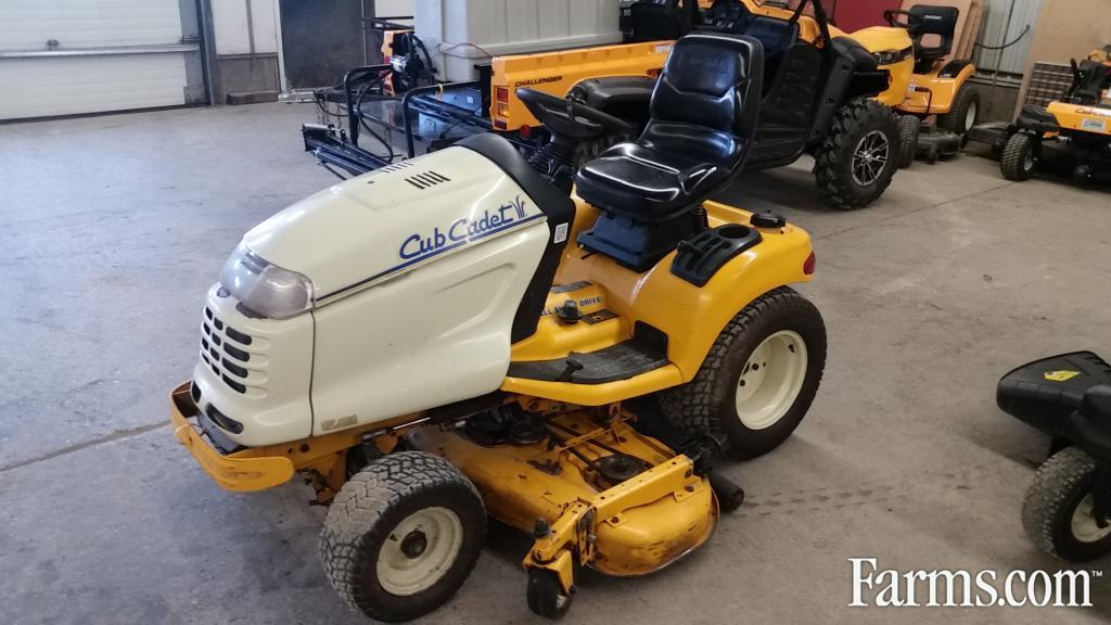 Cub Cadet Lawn Mowers Dealers : Cub cadet riding lawn mower for sale farms