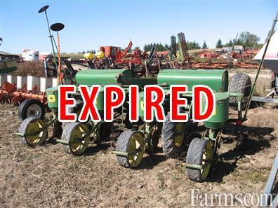 John Deere 1240 4 Row Planter For Sale Farms Com