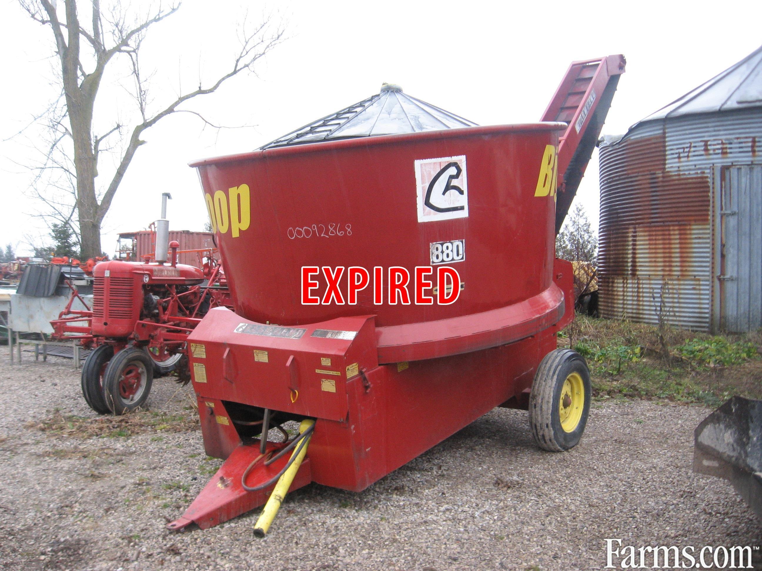 Farm Machinery Belts : Farm hand bale chopper with belt unload conveyor for sale farms
