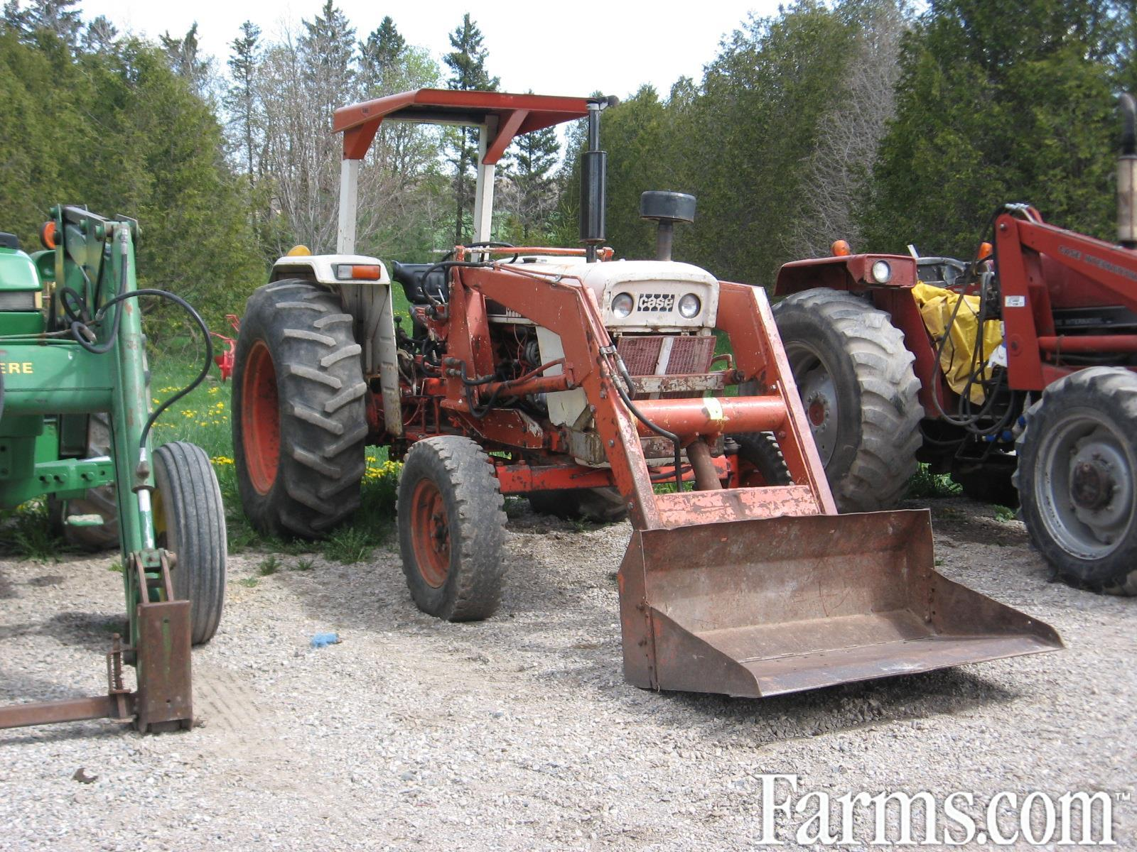 Case Tractor Showroom : Case tractor loader diesel for sale farms