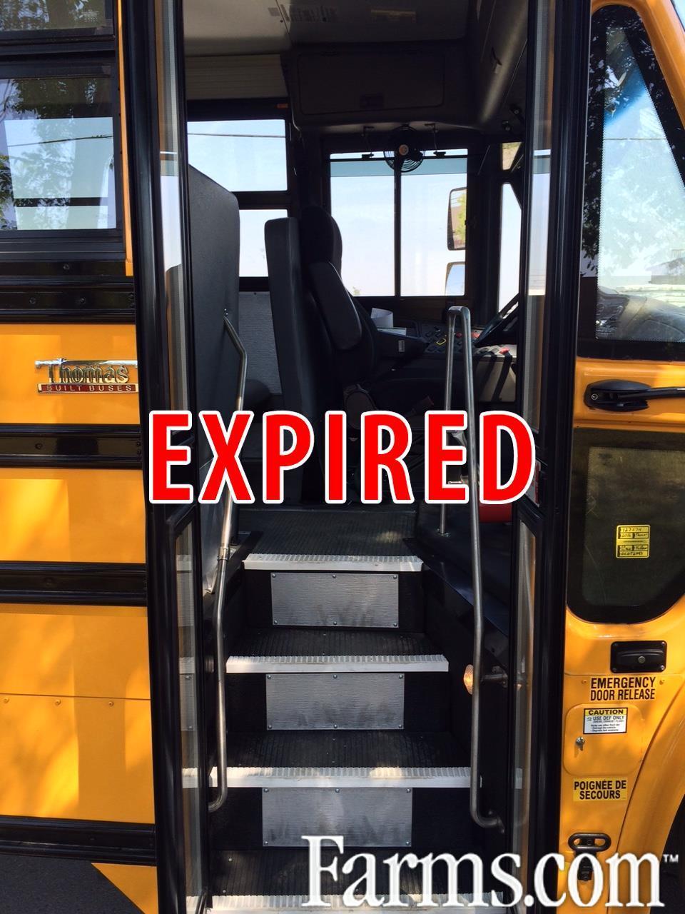 2016 Thomas Saf T Liner C2 School Bus For Sale Farms Com
