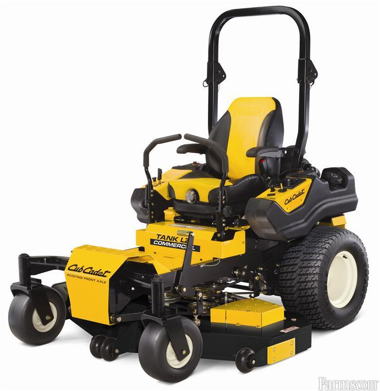 Cub Cadet Lawn Mowers Dealers : Cub cadet tank lz riding lawn mower for sale