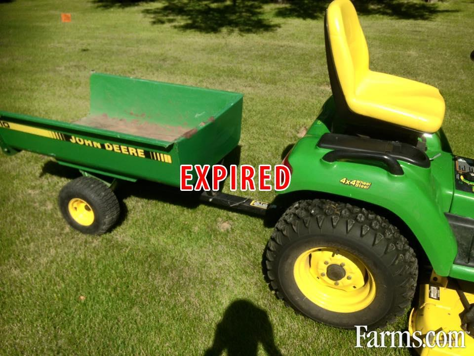 John Deere X729 For Sale For Sale